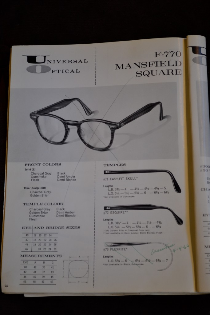 Mansfield by Universal Optical