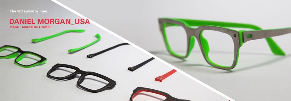 prescription 3D printed eyeglasses | Providence Optical