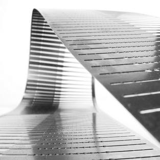 sheet of titanium