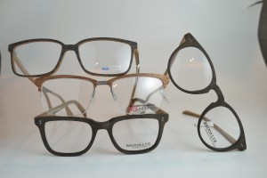 Wood finishing eyewear