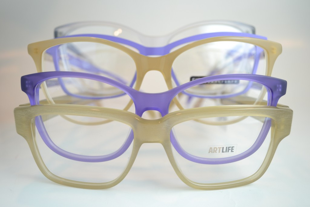 Neutral base eyewear