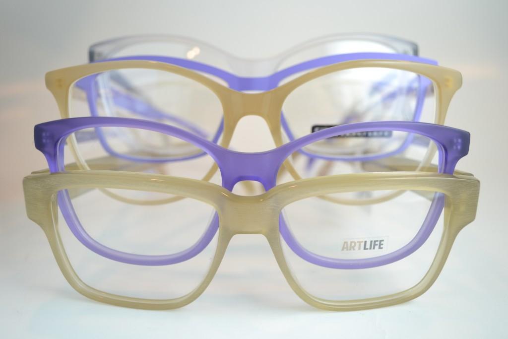 Neutral base eyewear