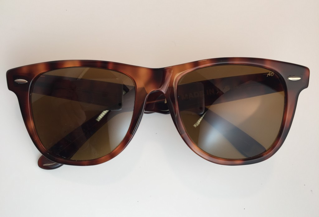AO size 53 sunglasses