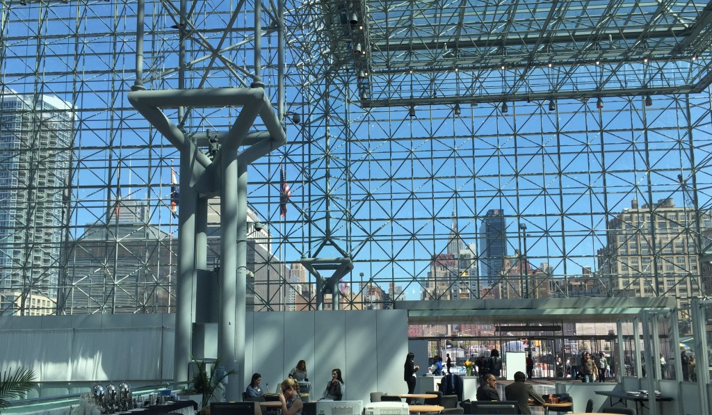 Javits Center, NYC